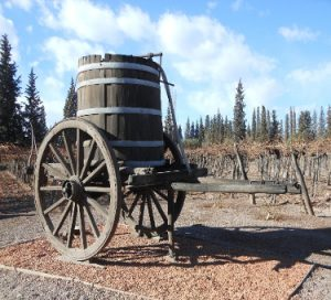 Napa Valley Wine Cask